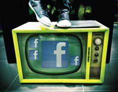 Facebook compite con Twitter por la TV social