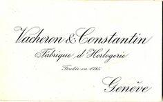 French script ~ advertisement