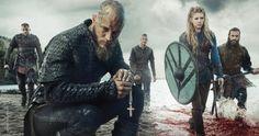 Trailer: 4ª Temporada de Vikings – 2ª parte