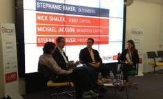 VC panel discusses investment opportunities in bitcoin #BTCLondon