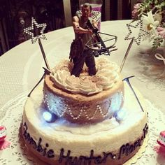 walking dead cakes | want this cake