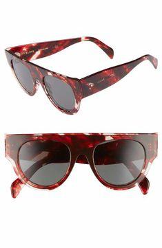 8d9785922863 Céline 51mm Pilot Sunglasses Designer Collection