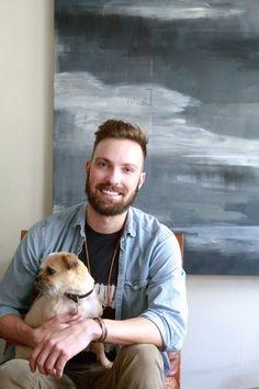 Logan's Petite Sophisticate Studio in Los Feliz — House Tour   Apartment Therapy