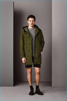 Stutterheim 2016 Fall/Winter Men's Collection Lookbook   Men's fashion