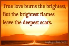 love hurts sayings and quotes