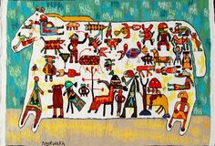 Tapestry from South Africa Out Of Africa, Civilization, South Africa, The Creator, African, Tapestry, My Love, Gallery, Creative