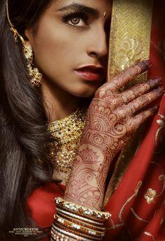 India photoshoot