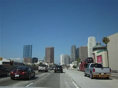 Los Angeles, CA.  Family road trip July 2012