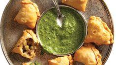 Samosas (Fried Potat