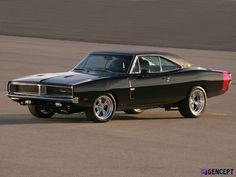 THE 10 GREATEST MUSCLE CARS OF ALL TIME-1969 Dodge Charger