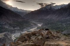 フンザ パキスタン