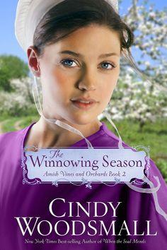 Cindy Woodsmall - The Winnowing Season / #awordfromJoJo #ChristianFiction #CindyWoodsmall