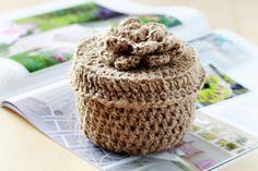 Crochet box