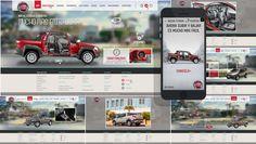 FIAT (Cliente Directo) Strada : Nueva Strada 3 Puertas Nos encargaron el desarrollo de un site en HTML5 para el lanzamiento de nuevas versiones de esta nueva categoría de vehículo.
