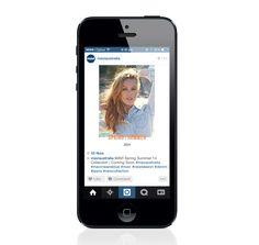 Social Media Graphic for MAVI Jeans Australia