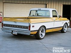 1972 Chevrolet.