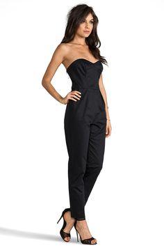 08104665432d strapless jumpsuit  nascaroutfitforwomen Jumpsuits Til Kvinder