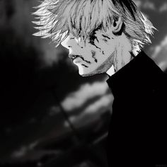 I am no longer the person you once knew... Even though I might have Ken Kaneki's body... I am Haise Sasaki.