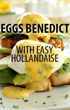 Make easy Hollandaise sauce in your blender for this Steak Eggs Benedict Recipe, and wash it all down with The Chew's Jamaican-Style Bloody Mary. http://www.recapo.com/the-chew/the-chew-recipes/chew-steak-eggs-benedict-recipe-jamaican-style-bloody-mary/