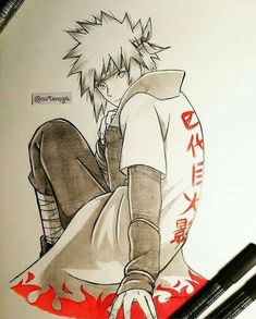Naruto Drawings, Naruto Art, Anime Sketch, Naruto Shippuden, Traditional Art, Sketches, Marvel, Manga, Instagram