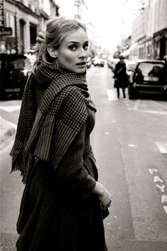Diane Kruger  [ Les adieux a la reine]