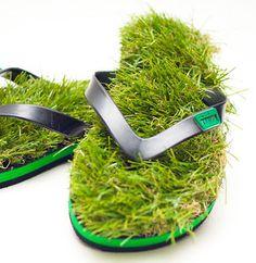 !! Kusa Grass Sandals