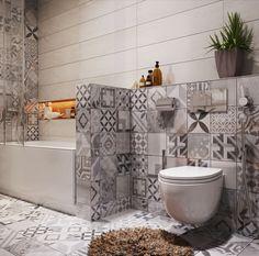 Living Small With Style: Beautiful Small Apartment Plan Under 50 sqm, Ukraine DesignRulz.com
