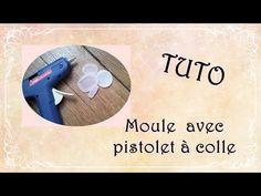 Moule silicone maison avec du savon liquide - YouTube Video Fimo, Clay Videos, Fondant, Fimo Clay, Pasta Flexible, Mold Making, Cold Porcelain, Gum Paste, Resin Crafts