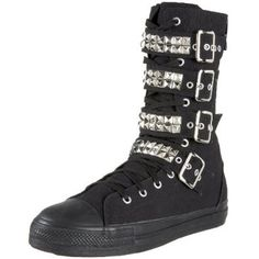 Best Buy DEVIANT-203, Canvas 4 Buckle Calf Sneaker Boot(7) Lowest Prices - http://womensbootssale.nazuka.net/best-buy-deviant-203-canvas-4-buckle-calf-sneaker-boot7-lowest-prices