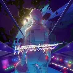 Beautiful retro image for this upcoming synthwave Album by Waveshaper. Vaporwave, Tokyo Rose, Boutique, After Earth, Space Hero, Future Vision, 80s Aesthetic, We Will Rock You, Retro Images
