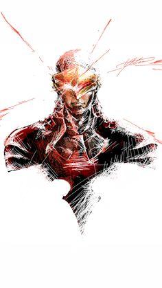 Phoenix Five Cyclops by Dy Cherri