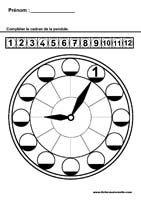 Maths en maternelle pour grande section et moyenne section mathématiques et géométrie Grande Section, Clock, Cycle 2, Reggio, Recherche Google, Montessori, Teaching Ideas, Projects, Special Education