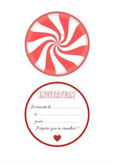 INVITATION à imprimer. voir vidéo pour + d'info
