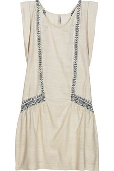 dress, silk - iro raveh