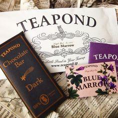 パッケージもかわいい♩紅茶専門店「ティーポンド」の上質な味を試してみない? - macaroni