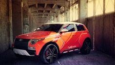 Lada California: какой может быть новая Нива, но вряд ли будет