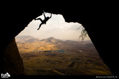 Iran. A pic by Francisco Taranto Jr. from #FotoVertical. #Climbing #Travels