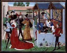 Renaud de Montauban,1462-1470