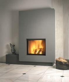 Kal-fire Heat 71,5 gesloten houthaard - Product in beeld - - Startpagina voor sfeerverwarmnings ideeën | UW-haard.nl
