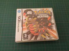 Pokémon version platine - DS - Acheter vendre sur Référence Gaming