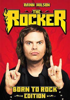 The Rocker (Born to Rock Edition) Rainn Wilson, Christina Applegate DVD