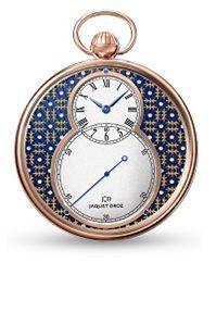 雅盖德罗 (Jaquet-Droz) [NEW][LTD] THE POCKET WATCH, PAILLONNEE J080033045 (Retail:CHF 45000) ~ EXCLUSIVE OFFER: HK$257,000.