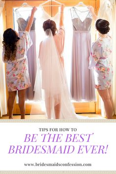 Tips for How to Be the Best Bridesmaid Ever | Courtney June Photography  | Oh Sugar Bride - robes
