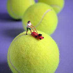MINI - New balls please | Macro foto van filipo | Zoom.nl