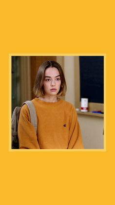 Casey Gardner is my main crush. Atypical is so so so good. Casey Atypical, Brigette Lundy Paine, Mellow Yellow, Cut And Color, Beautiful Babies, Celebrity Crush, My Hair, How To Look Better, Short Hair Styles