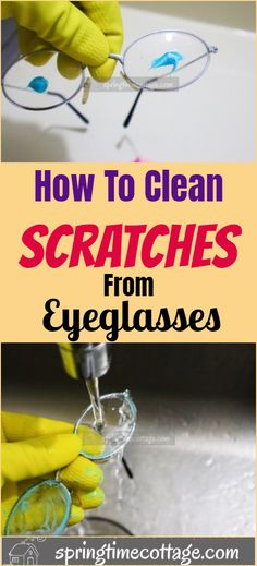 Household Cleaning Tips, Diy Cleaning Products, Cleaning Solutions, Cleaning Hacks, Cleaning Supplies, Diy Glass Cleaner, Eye Sight Improvement, Diy Cleaners, Things To Know
