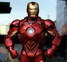 Iron Man – Superhelden-Kostüm im Nachbau
