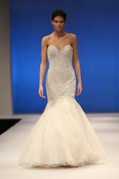Allure Bridals Runway Show, Fall 2014 - Wedding Dresses and Fashion Ideas