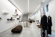 new rick owens store soho nyc drksdhw adidas mastodon