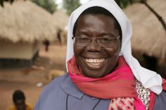 Sister Rosemary Nyirumbe presides over Saint Monica's Vocational School in Gulu, Uganda. She lived through the horror created by Joseph Kony's LRA and now works to heal the wounds he inflicted on her people